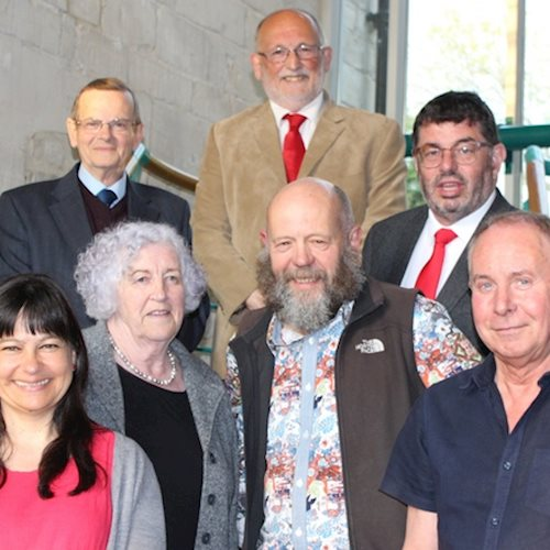 Leaders are in place for the forthcoming year at Stroud District Council image