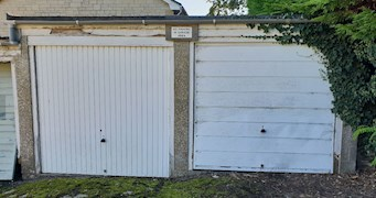 Two garages adj 41 Ashwell, Painswick