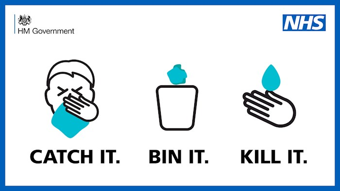 The best advice - catch it, bin it, kill it.