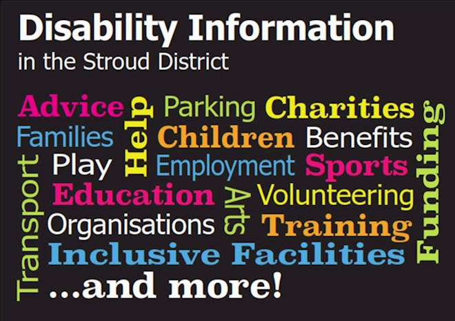 Disability website