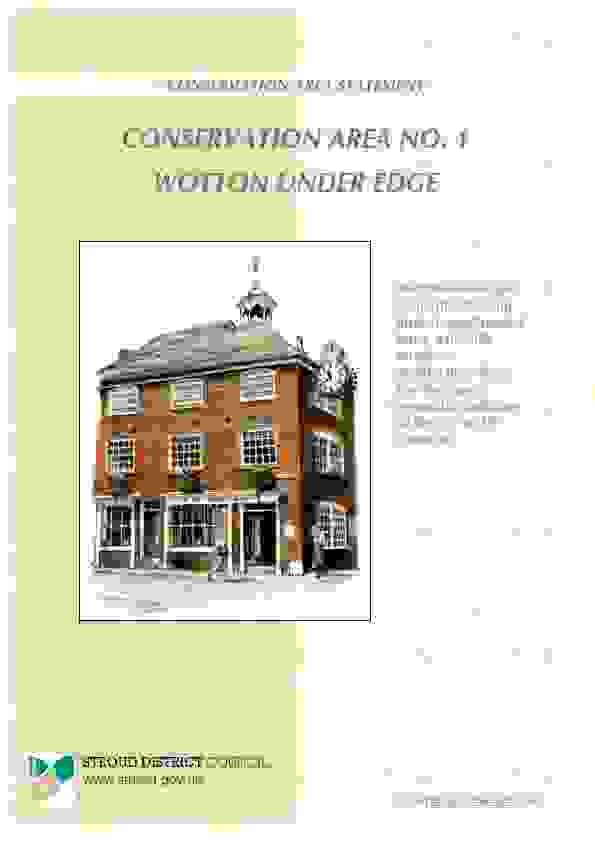 Conservation Area No.1 - Wotton-Under-Edge
