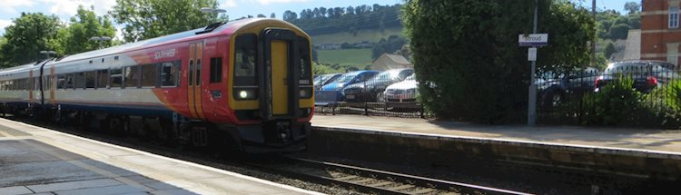 Stroud Train Station image