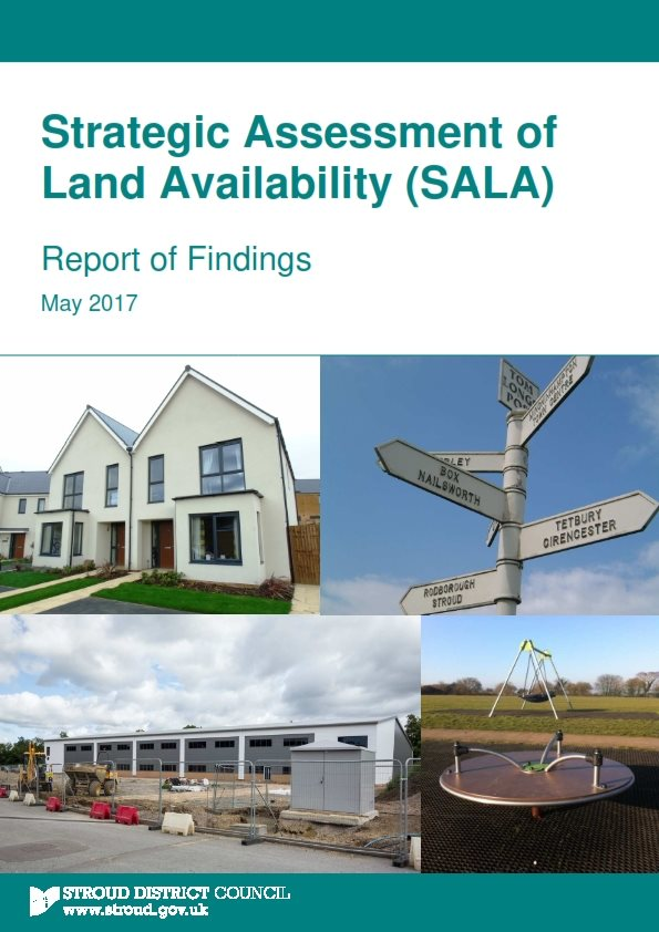 Strategic Assessment of Land Availability (SALA)