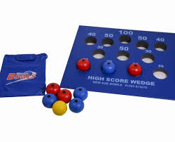 New age bowls equipment available for loan.