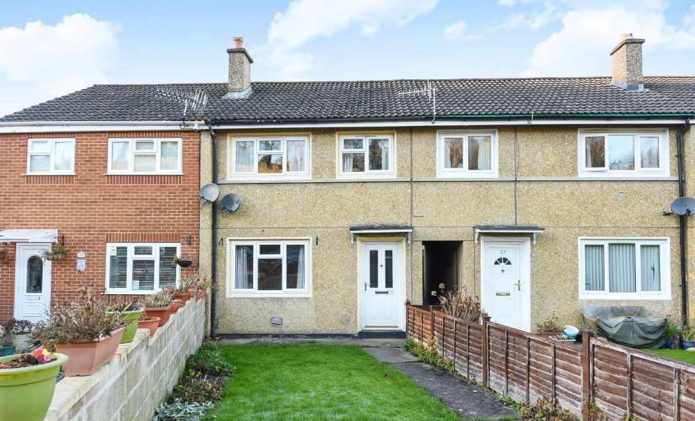 2 bed, The Riding, Nailsworth