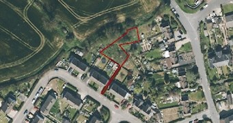 Plot off Devereaux Crescent Ebley