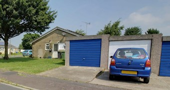 2 garages Glebe Road Minchinhampton