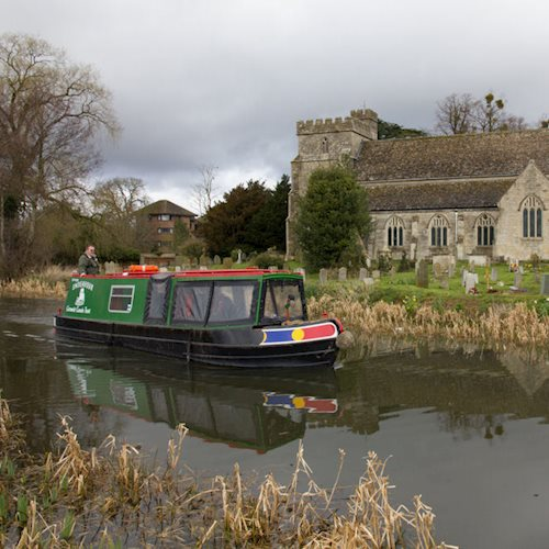 Joy at National Lottery backing to connect Stroud to national canal network image