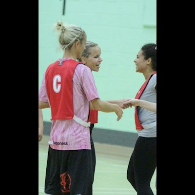 netball-refresher-session