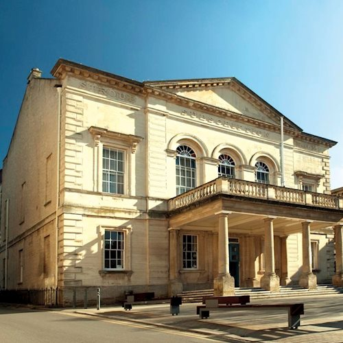 Subscription Rooms – Transfer to Stroud Town Council image