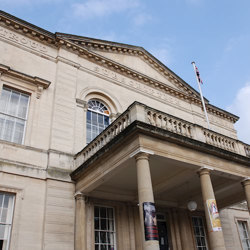 Stroud District Council set to allow extra time for Subscription Rooms deal to stay on track image