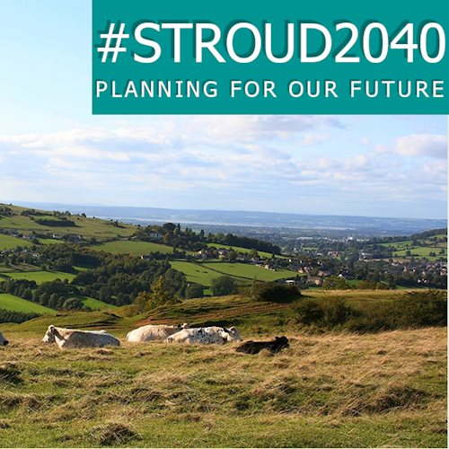 #Stroud2040 – planning for our future image
