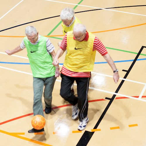 Join the walking football revolution – free session next week image