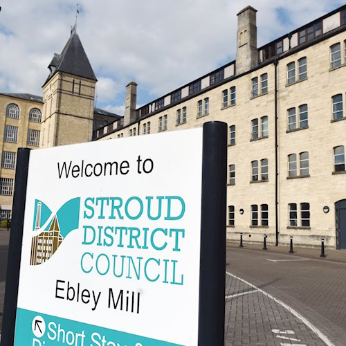 Stroud District Council strengthens commitment to tackle climate change image